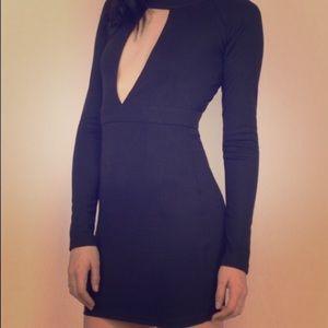 NWT Sexy black dress!!